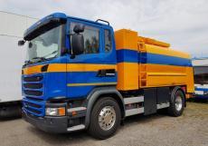 FBB Transporte, Bauma, Scania G410, Flottenbetankungsfahrzeug, Diesel, AdBlue
