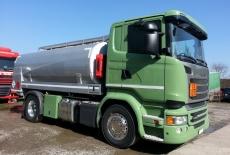 Scania R450 4x2, Gerber Energie & Logistik AG
