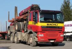 DAF FAT CF85.480 6x4, Bächli Holztransporte Würenlingen