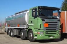 Scania R500 8x2, Gerber Energie & Logistik AG
