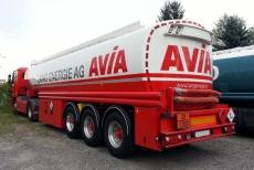 Tankauflieger Willig, Lang Energie AG, Kreuzlingen