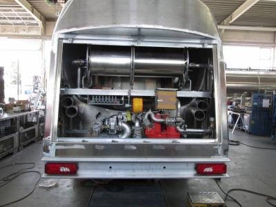 Tankfahrzeug Bau Willig